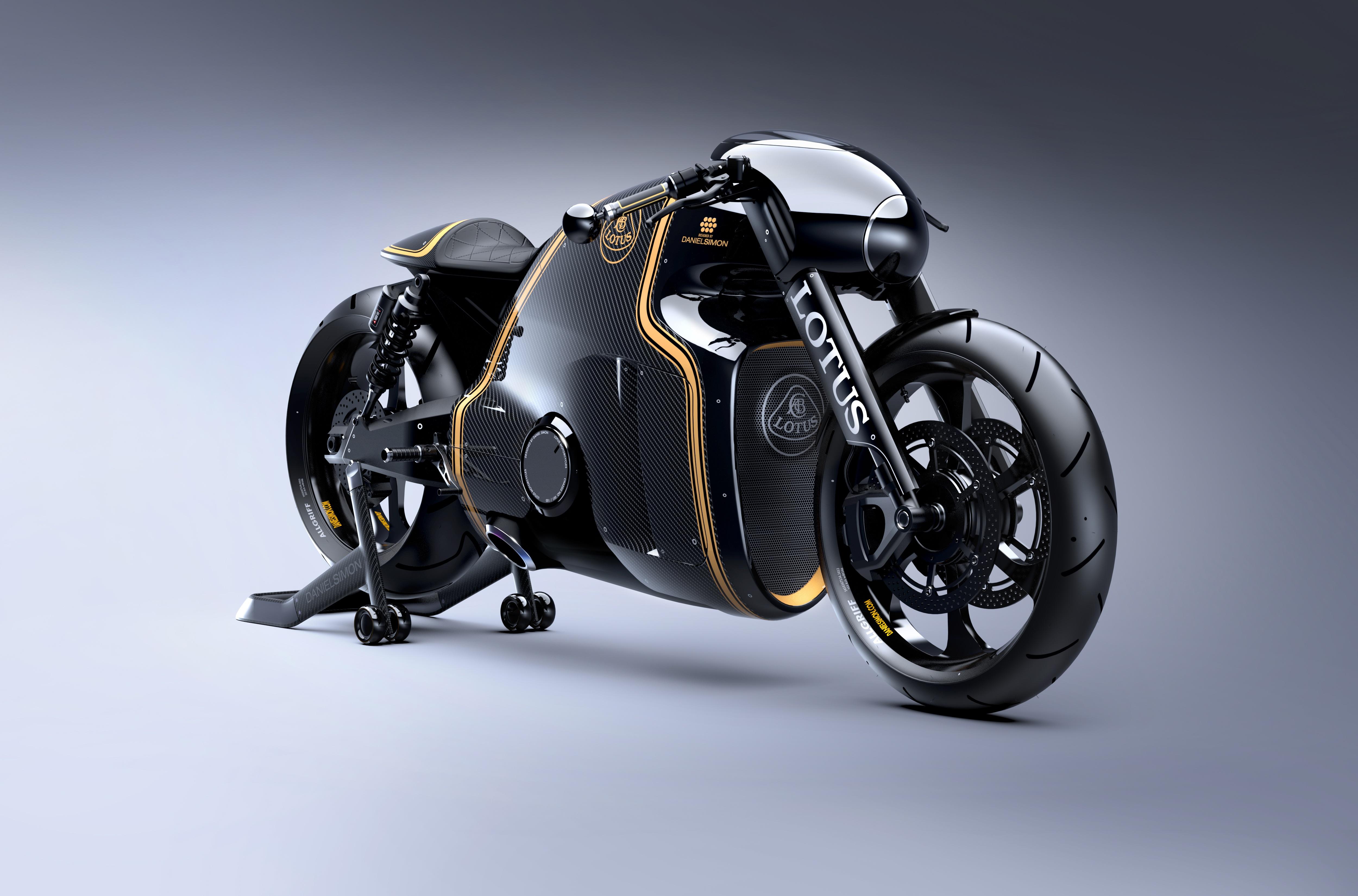 Aerodynamic Design, typical of Daniel Simon and Lotus