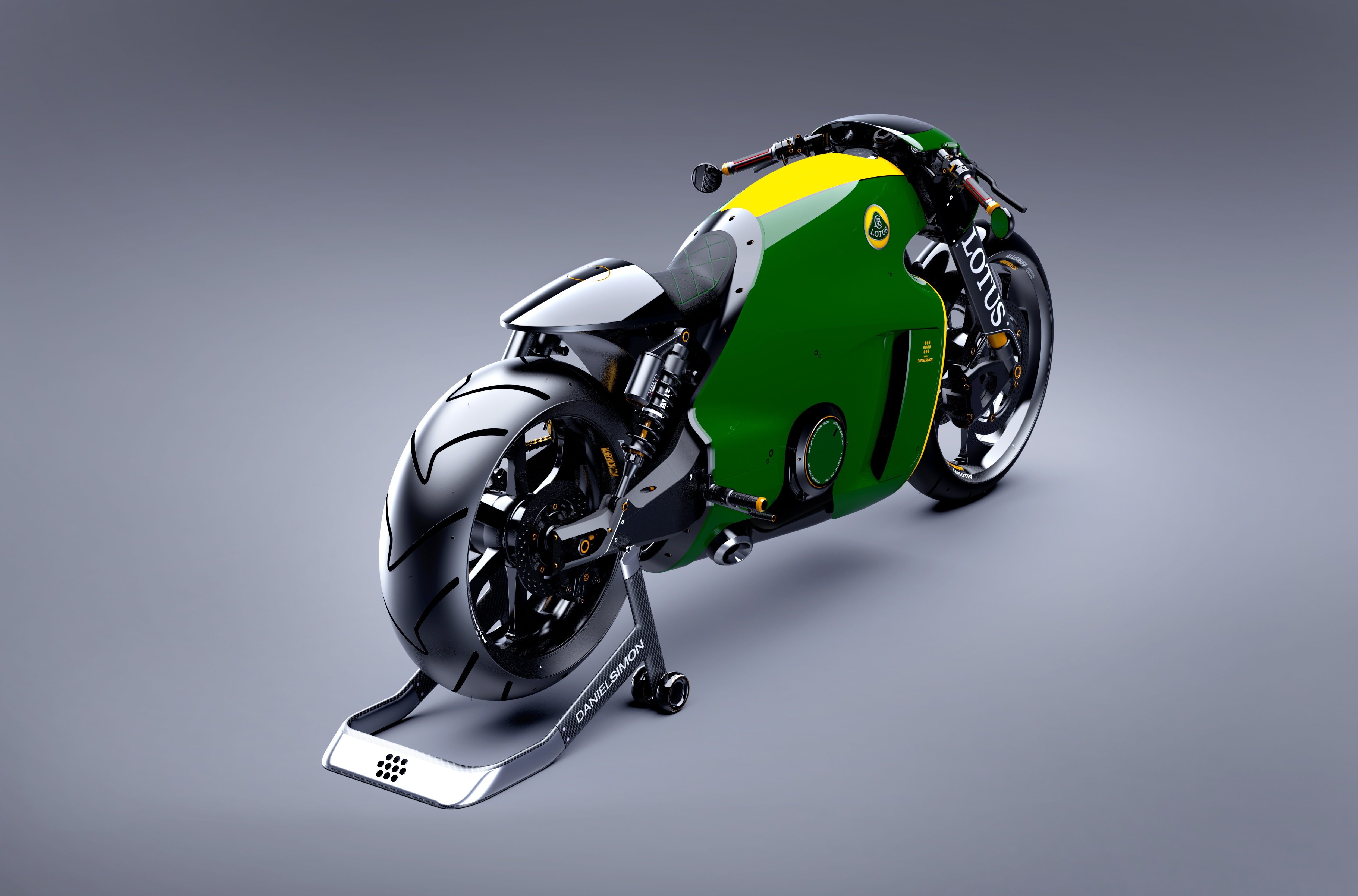 Prototypes like the Lotus C-01 will be fine tuned during test.