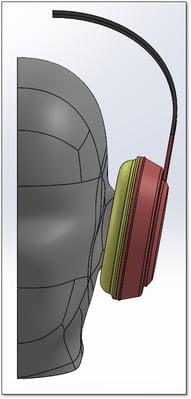 Fastway Solidworks Head Model for Simulia SSE FEA
