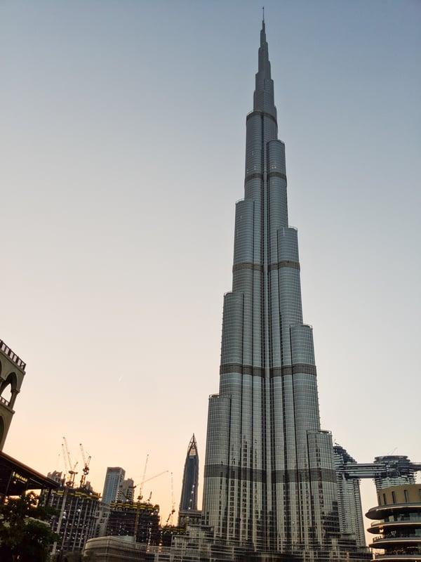 fastway engineering burj khalifa architecture construction dubai